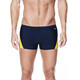 Nike Swim Poly Color Surge Square Leg Men varsity maize/navy